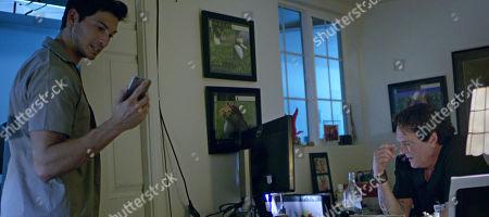 Robert Scott Wilson as Ben Freidman, Michael Madsen as Ivan