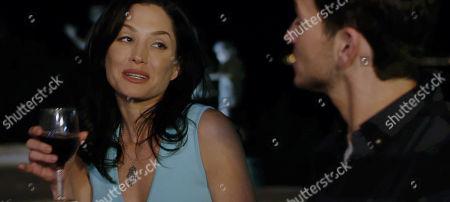 Nathalie Biermanns as Dina, Robert Scott Wilson as Ben Freidman