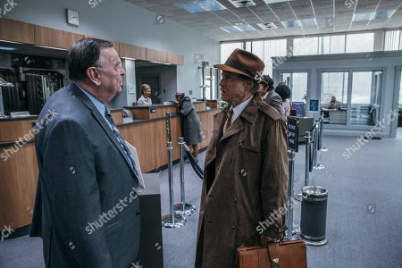 Gene Jones as Mr. Owens, Robert Redford as Forrest Tucker