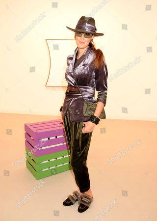 Stock Picture of Yasmin Ghandehari