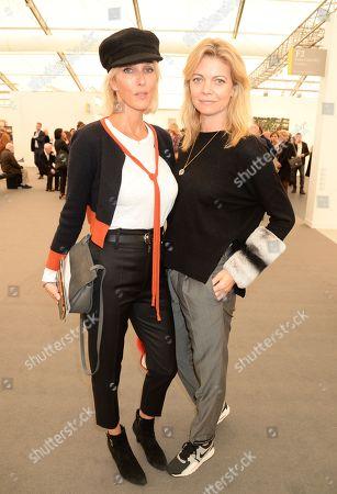 Sarah Woodhead and Jemma Kidd, Marchioness of Douro
