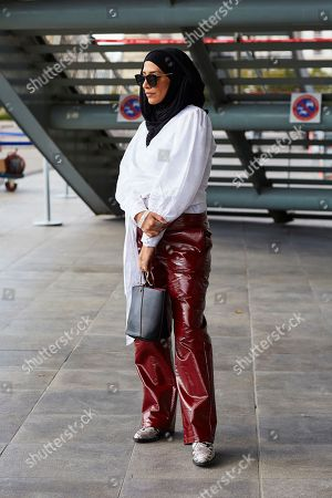 Stock Picture of Yousra Zein