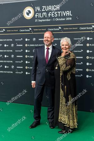Editorial photo of 14th Zurich Film Festival (ZFF), Switzerland - 03 Oct 2018
