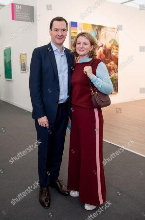Editorial photo of Frieze Art Aair, Regents Park, London, UK - 03 Oct 2018
