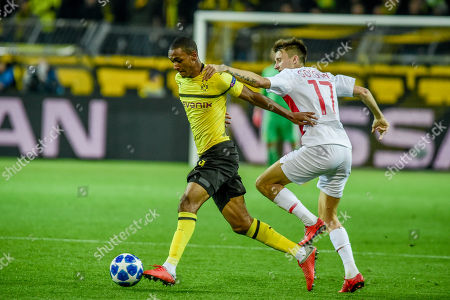 Editorial picture of Football: UEFA Champions League, Dortmund, Germany - 03 Oct 2018
