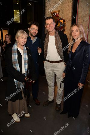 Editorial photo of '21st Century Women' exhibition VIP preview at Unit London, UK - 03 Oct 2018