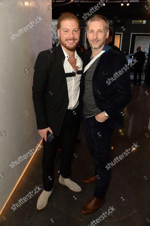 Jonny Burt and Charming Baker