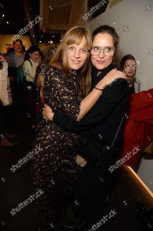 Charlotte Colbert and Suzy Murphy