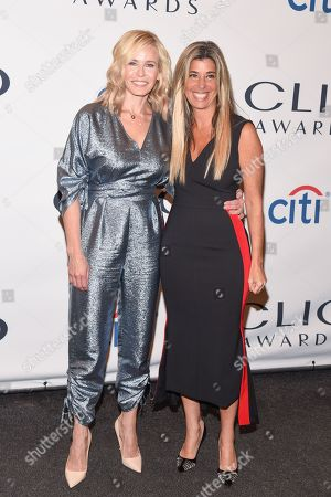 Chelsea Handler and Nicole Purcell