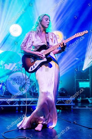 Editorial image of Lissie in concert at O2 Shepherds Bush Empire, London, UK - 03 Oct 2018