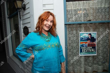 Editorial picture of Pamela Des Barres Portrait Session, Fairmont, USA - 02 Oct 2018