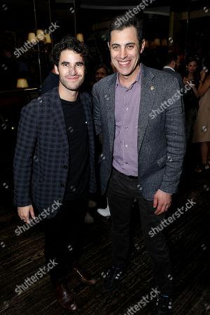 Darren Criss, Josh Singer (Screenwriter)