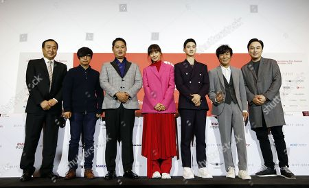 Editorial picture of Beautiful Days - press conference - 23rd Busan International Film Festival, Korea - 04 Oct 2018