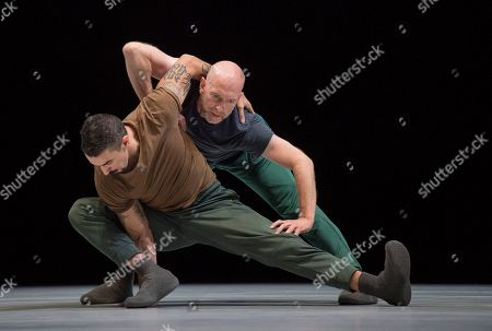 Editorial image of 'A Quet Evening of Dance' Dance choreographed by William Forsythe and performed by William Forsythe Dance Company at Sadler's Wells Theatre, London, UK, 04 Oct 2018