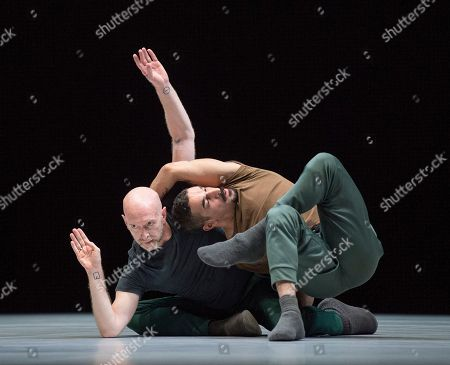 Editorial picture of 'A Quet Evening of Dance' Dance choreographed by William Forsythe and performed by William Forsythe Dance Company at Sadler's Wells Theatre, London, UK, 04 Oct 2018