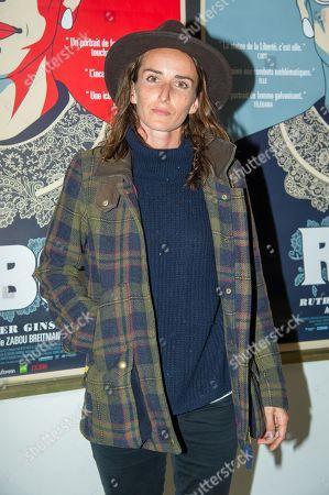 Editorial image of 'RGB' film premiere, Paris, France - 03 Oct 2018