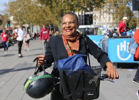 Stock Picture of Christiane Taubira