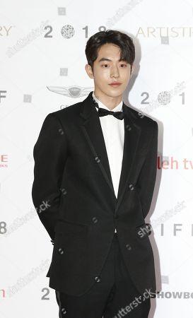 Editorial image of Opening Ceremony -23rd Busan International Film Festival (BIFF), Korea - 04 Oct 2018