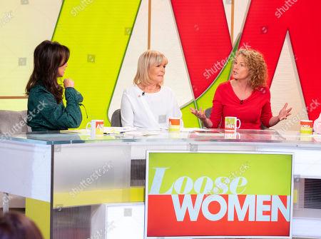 Andrea McLean, Linda Robson, Kate Humble
