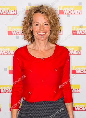 Editorial image of 'Loose Women' TV show, London, UK - 04 Oct 2018