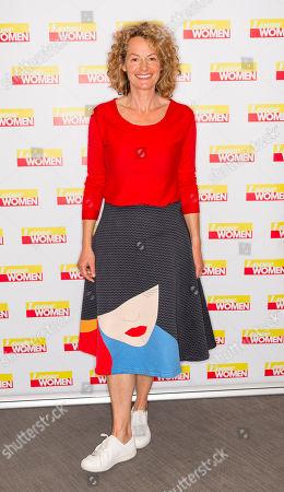 Editorial photo of 'Loose Women' TV show, London, UK - 04 Oct 2018