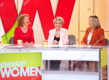 Kate Humble, Gloria Hunniford and Carol McGiffin