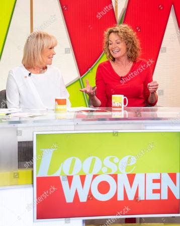 Linda Robson, Kate Humble