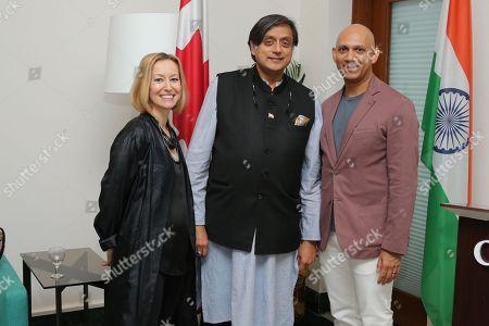 Politician Shashi Tharoor