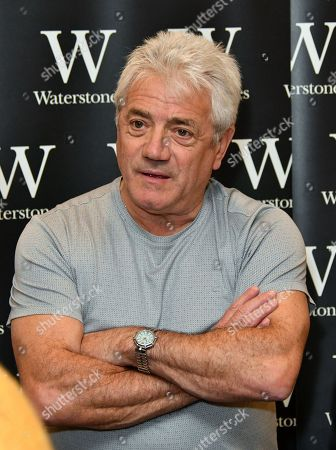 Editorial picture of 'Kevin Keegan, My Life in Football' book signing, London, UK - 04 Oct 2018