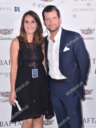 Louise Robertson and Luke Parker Bowles