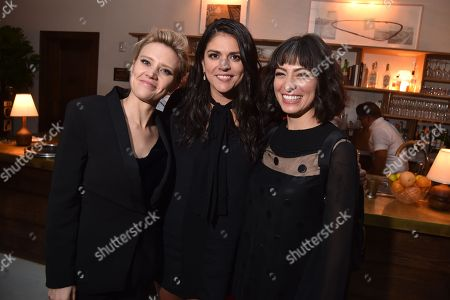 Kate McKinnon, Cecily Strong, Melissa Villasenor