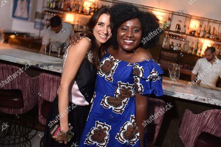 Susan Wokoma and Guest