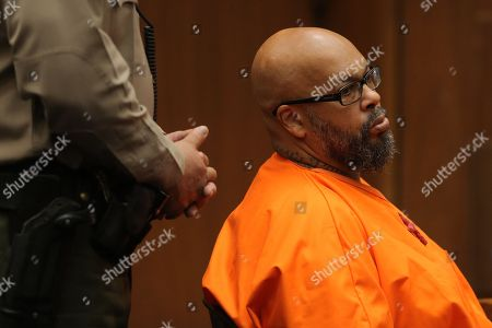 Editorial picture of Former Rap Mogul 'Suge' Knight Sentencing for Manslaughter, Los Angeles, USA - 04 Oct 2018