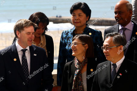 Editorial image of G20 Ministerial Health Meeting, Mar De Plata, Argentina - 04 Oct 2018