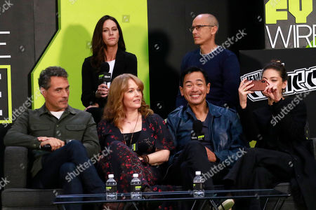 Editorial picture of 'The Man In The High Castle Cast' TV show panel, New York Comic Con, USA - 04 Oct 2018