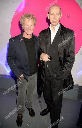 Chris Levine and Nick Knight