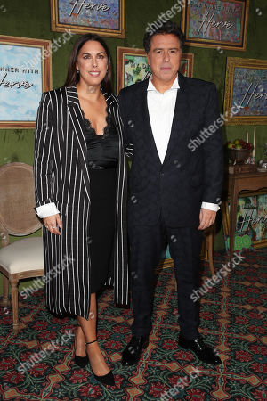 Editorial photo of 'My Dinner with Herve' film premiere, Arrivals, Los Angeles, USA - 04 Oct 2018