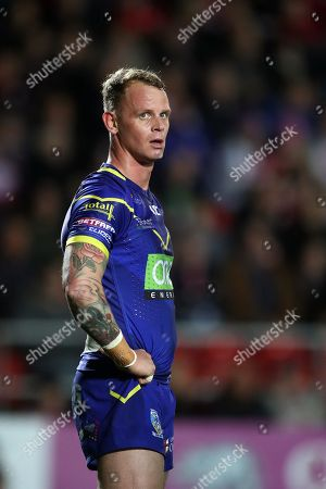 Kevin Brown of Warrington Wolves