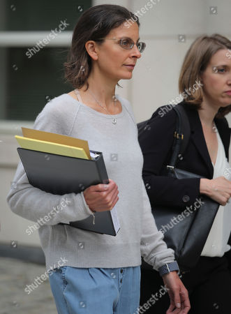 "Bronfman, Allison Mack. Clare Bronfman, left, daughter of the late billionaire philanthropist and former Seagram chairman Edgar Bronfman Sr., leaves Brooklyn Federal Court, in New York. Bronfman is among defendants from the self-help group NXIVM, charged with coercing women to be a part of a secret sub-group where they were expected to act as ""slaves"" and engage in sex acts"
