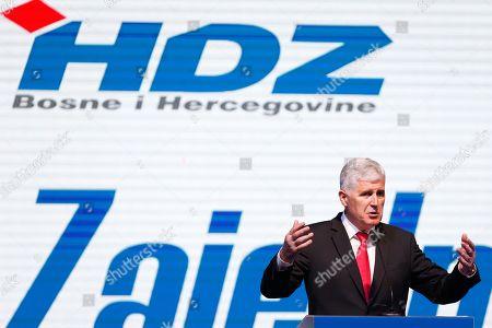 Editorial photo of Bosnia election preview, Mostar, Bosnia-herzegovina - 04 Oct 2018