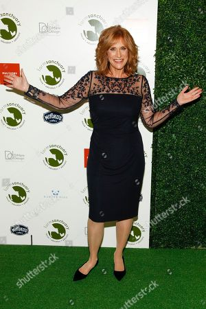 Stock Photo of Carol Leifer attends the Farm Sanctuary on the Hudson gala at Pier Sixty, in New York