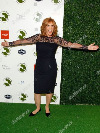 Stock Picture of Carol Leifer attends the Farm Sanctuary on the Hudson gala at Pier Sixty, in New York