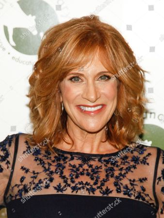 Stock Image of Carol Leifer attends the Farm Sanctuary on the Hudson gala at Pier Sixty, in New York