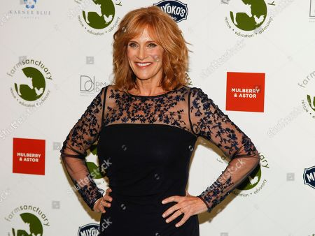 Carol Leifer attends the Farm Sanctuary on the Hudson gala at Pier Sixty, in New York