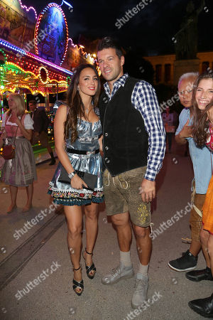 Michael Ballack, Freundin Natacha Tannous