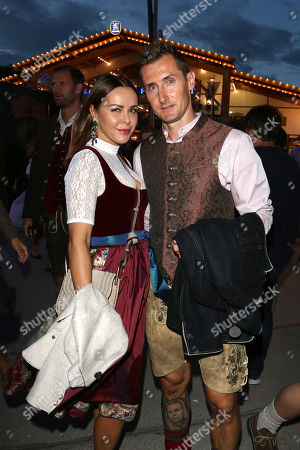 Miroslav Klose, Frau Sylwia