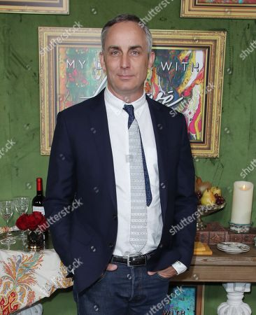 Editorial picture of 'My Dinner with Herve' film premiere, Arrivals, Los Angeles, USA - 04 Oct 2018