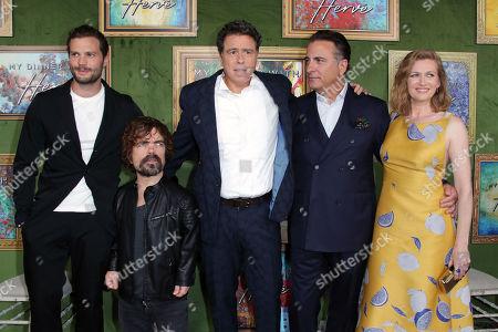 Sacha Gervasi, Jamie Dornan, Peter Dinklage, Andy Garcia and Mireille Enos