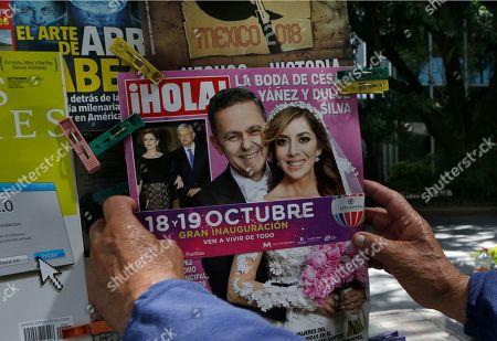Editorial photo of Politics of Austerity, Mexico City, Mexico - 04 Oct 2018