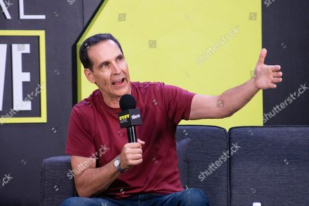 Editorial image of Todd McFarlane panel, New York Comic Con, USA - 04 Oct 2018